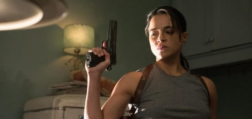 The Assignment Michelle Rodriguez 2017 action movie