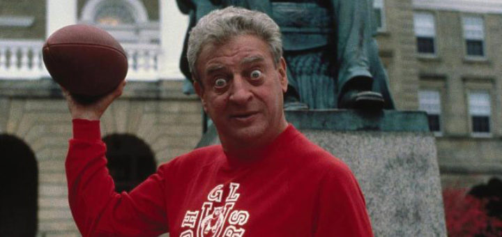 Rodney Dangerfield Back to School 1986 comedy