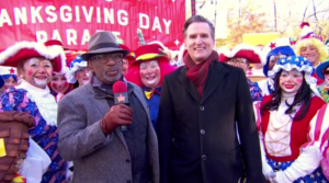 Al Roker Macys Thanksgiving Day Parade
