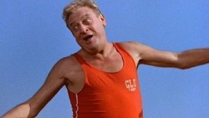 Back To School Rodney Dangerfield 1986 diving Triple Lindy