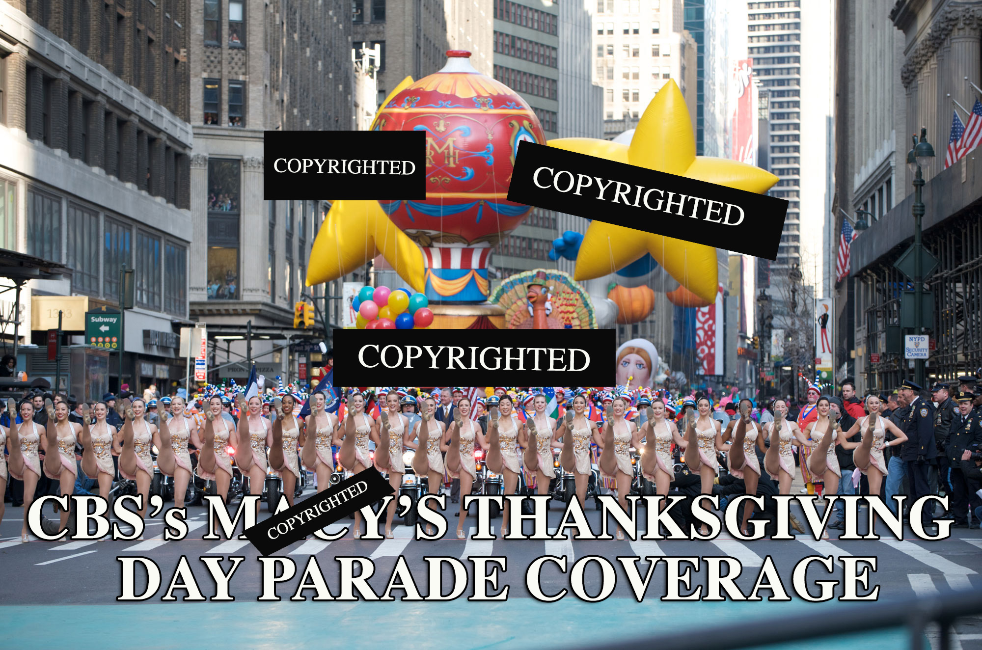CBS Thanksgiving Day Parade broadcast show coverage review