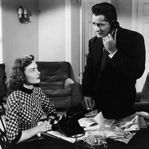 Donna Reed John Derek Scandal Sheet 1952 film noir