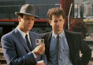 Dragnet Dan Aykroyd Joe Friday Tom Hanks Pep Streebek