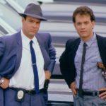 Dragnet Dan Aykroyd Tom Hanks 1987 cop comedy movie