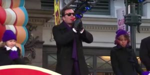 Jimmy Fallon Prince Macys Thanksgiving Day Parade sing