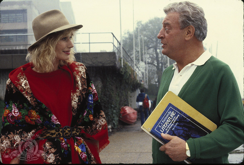 Rodney Dangerfield Sally Kellerman Back To School 1986 comedy