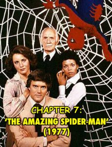 Amazing Spiderman tv show 1977