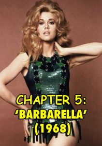 Barbarella 1968 Jane Fonda