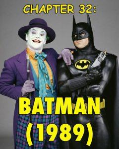 Batman 1989 Jack Nicholson Michael Keaton