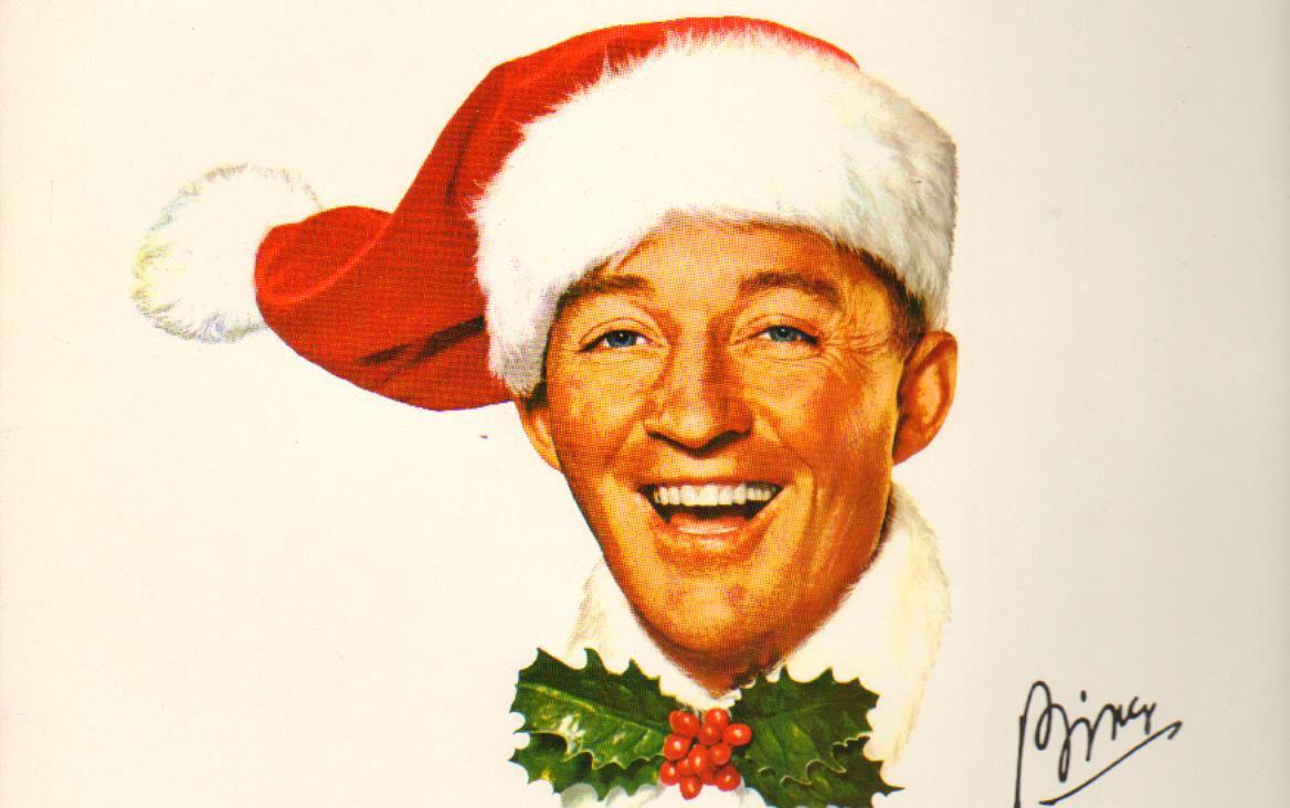 Bing Crosby White Christmas music album