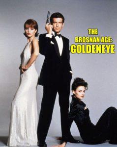 Brosnan Age Goldenye 1995 James Bond