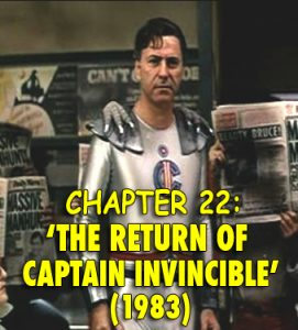 Captain Invincible Alan Arkin 1983