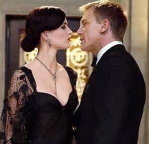 Casino Royale 2006 Daniel Craig Eva Green