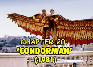 Condorman 1981 Disney Michael Crawford Barbara Carrera