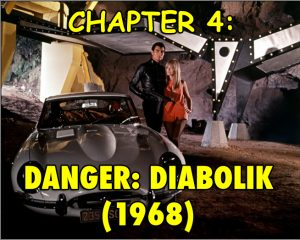 Danger Diabolik 1968 Superhero Films