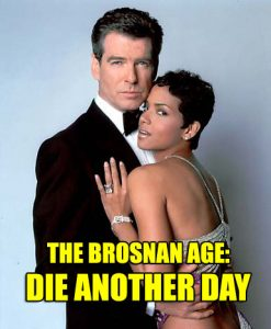 Die Another Day Pierce Brosnan Halle Berry James Bond review