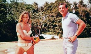 Dr No Sean Connery Ursula Andress