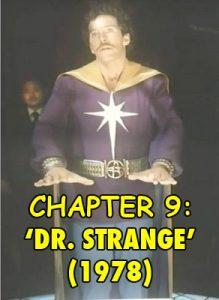 Dr Strange tv show 1978