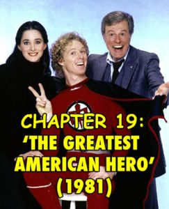 Greatest American Hero 1981 superhero tv show