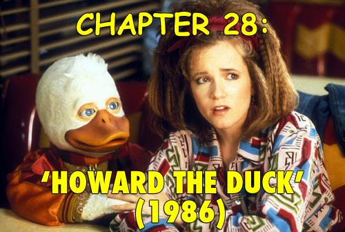 Howard The Duck 1986 Lea Thompson
