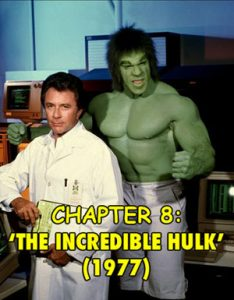 Incredible Hulk tv show 1977