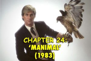 Manimal 1983 TV Show Simon MacCorkindale