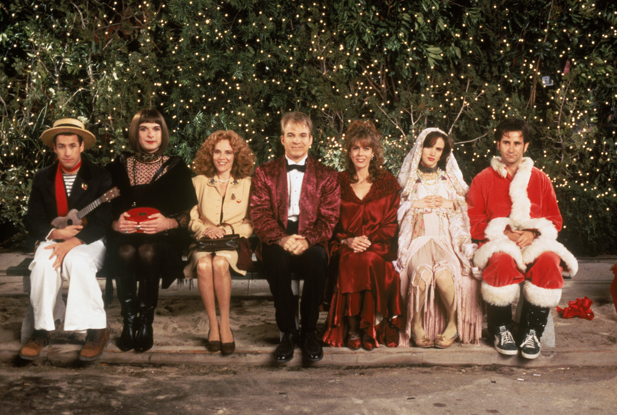 Mixed Nuts 1994 Christmas comedy awful horrible worst movie