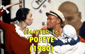 Popeye Movie 1980 Robin Williams Shelley Duvall