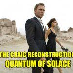 Quantum of Solace 2008 Daniel Craig Olga Kurylenko