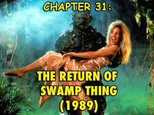 Return Swamp Thing 1989 sequel Heather Locklear