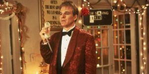 Steve Martin in Mixed Nuts 1994 Christmas movie