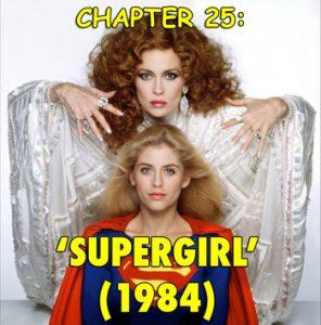 Supergirl 1984 Helen Slater Faye Dunaway