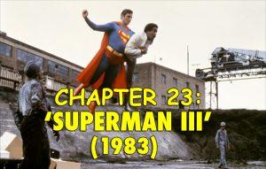 Superman 3 Christopher Reeve Richard Pryor 1983