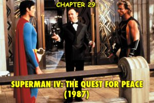 Superman 4 Quest Peace Christopher Reeve Gene Hackman