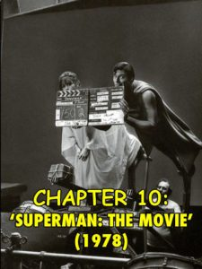 superman movie 1978 behind the scenes