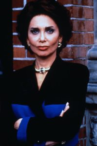Suzanne Pleshette as Leona Helmsley Queen of Mean tv movie 1990