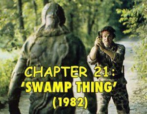 Swamp Thing 1982 movie