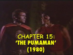 The Pumaman 1980 worst superhero movie