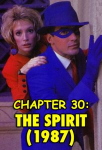 The Spirit 1987 tv show