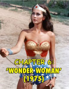 Wonder Woman Lynda Carter tv show 1975