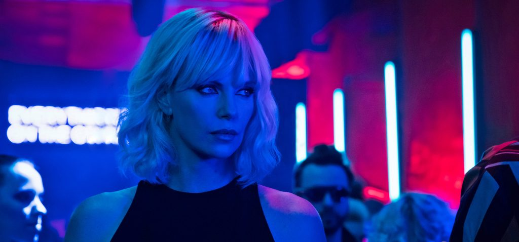 Atomic Blonde 2017 Charlize Theron action movie