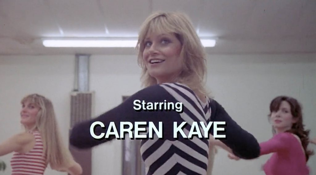 Caren Kaye in My Tutor 1983 movie