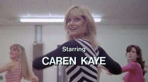 Caren Kaye in My Tutor 1983 movie