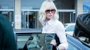 Charlize Theron Atomic Blonde 2017 spy action movie