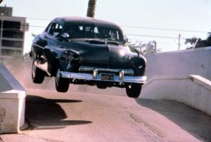 Cobra 1986 Stallone Mercury car chase scene
