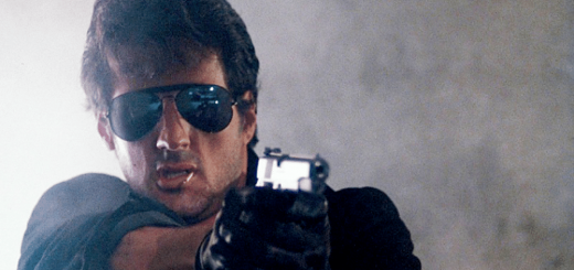Cobra Sylvester Stallone 1986 action movie