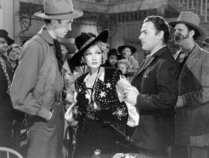 Destry Rides Again 1939 classic western James Stewart Marlene Dietrich