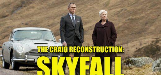 HaphazardStuff James Bond review Skyfall