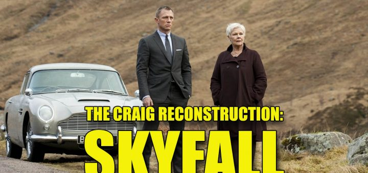 HaphazardStuff James Bond review Skyfall