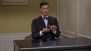 Jerry Lewis Whos Minding Store typewriter scene